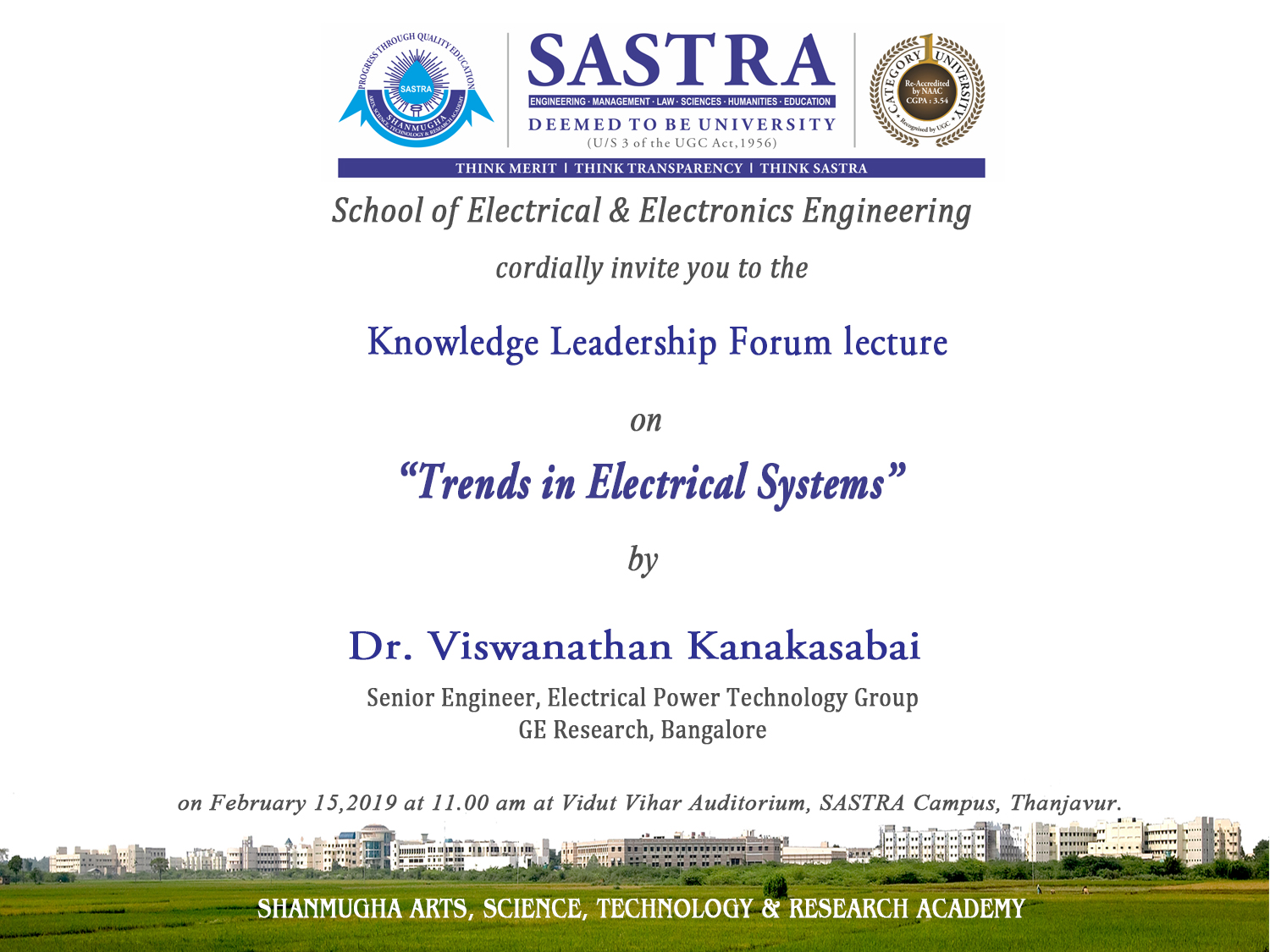 Trends in Electrical Systems