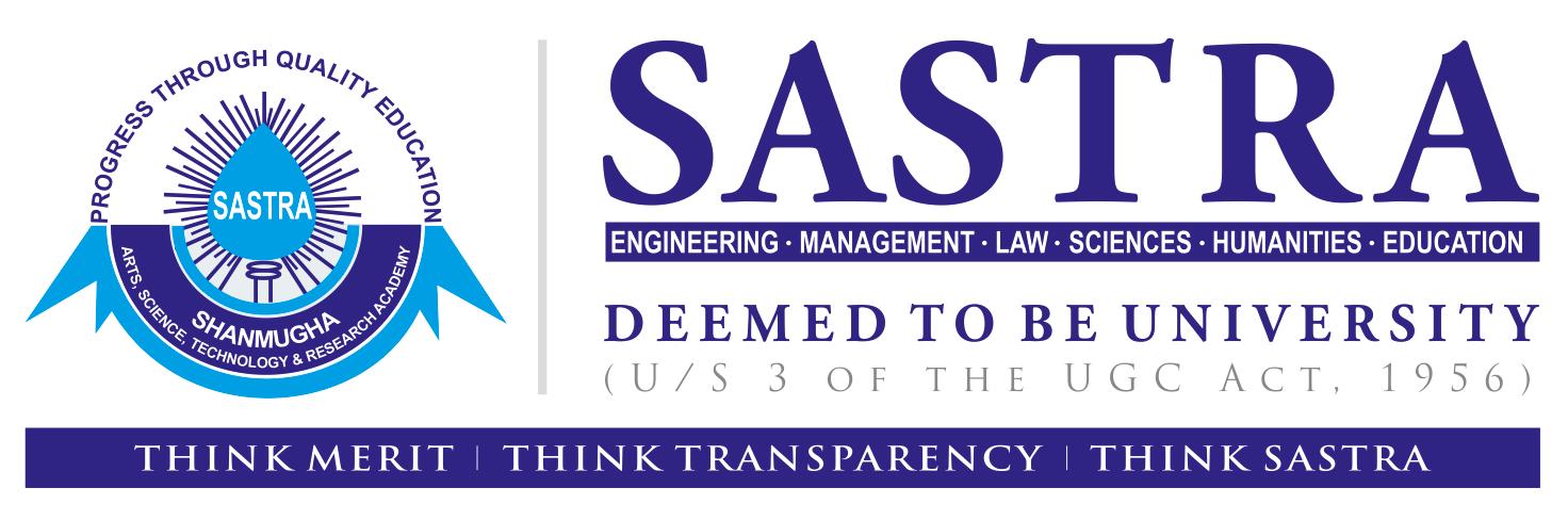 SASTRA Deemed University